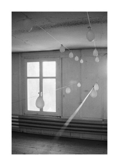 Roman Signer, 'Tropfen/ Drops', 1986