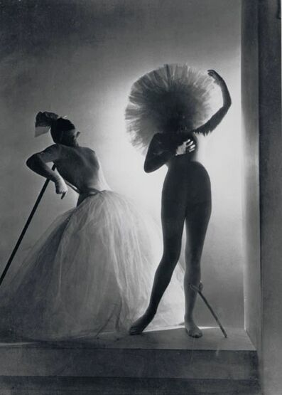 Horst P. Horst, 'Costume Designs by Salvador Dali for his Ballet Bacchanale, Paris', 1939