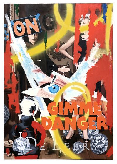 John Grande, 'Gimme Danger', ca. 2018