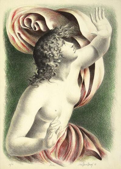 Carlo Maria Mariani, 'Niobe', 1984
