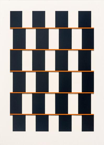 Roland Fischer, 'Façades on Paper IV - OIO, Melbourne', 2012