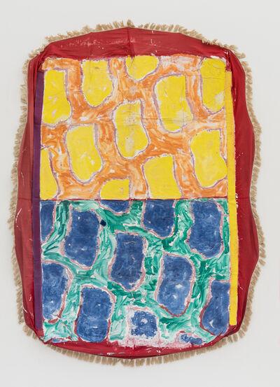 Claude Viallat, '003', 1983
