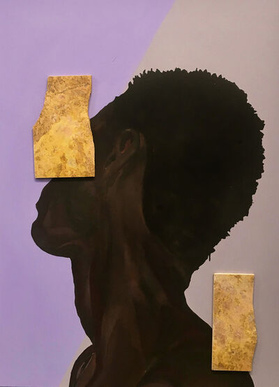 barry johnson, 'Untitled 33', 2018
