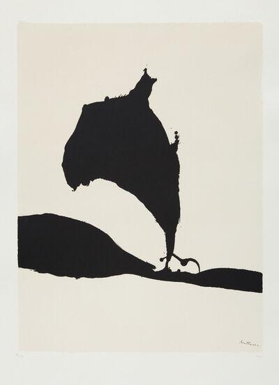 Robert Motherwell, 'Africa Suite: Africa 9', 1970