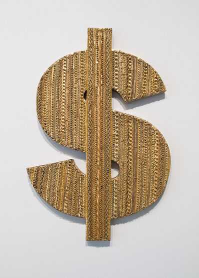 Whitney Nye, 'The Almighty Dollar', 2017