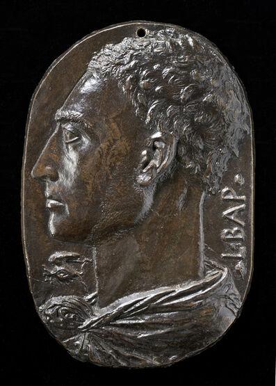Leon Battista Alberti, 'Self-Portrait', ca. 1435