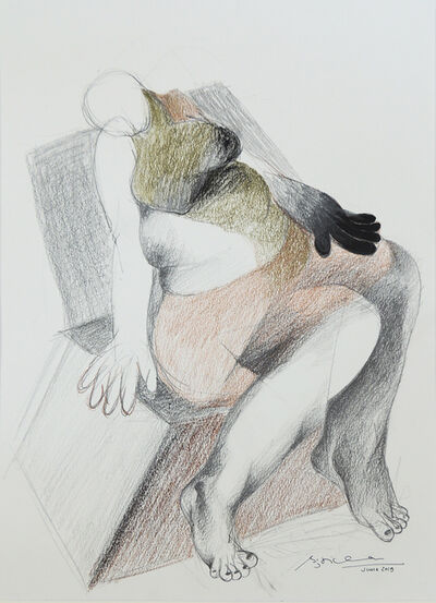 Shrutika Gosavi, 'A Comfort Chair 2', 2019