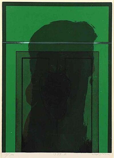 Karl Fred Dahmen, 'Untitled ', 1971