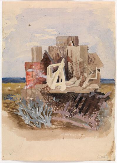 Prunella Clough, 'Study for Sea Composition', 1940