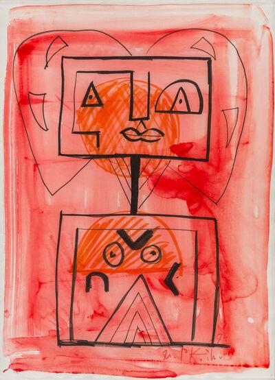 Ibrahim Kodra, 'Untitled', 1974