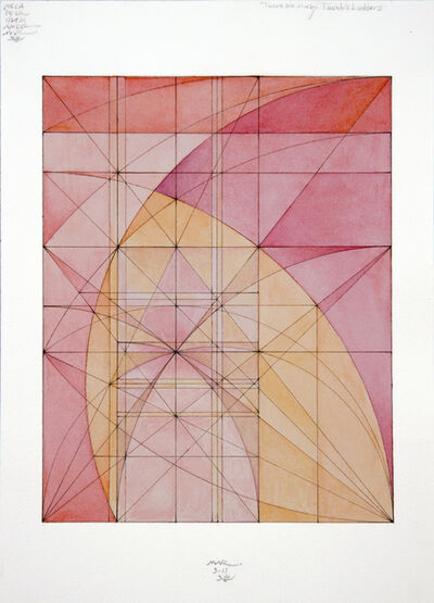 Mark Reynolds, 'The 1.111 Series: Warmth, 3.11', 2011