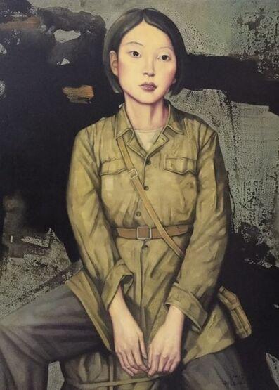 Liu Chun Hai, 'Awaiting.', 2017