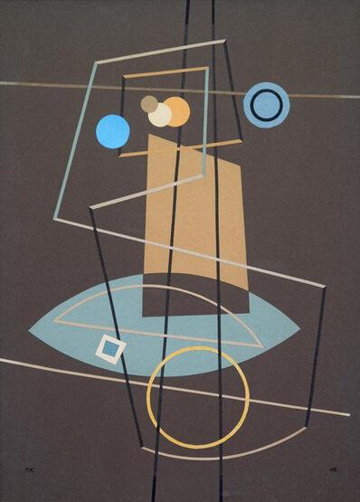 Paul Kelpe, 'Kinetic', 1949