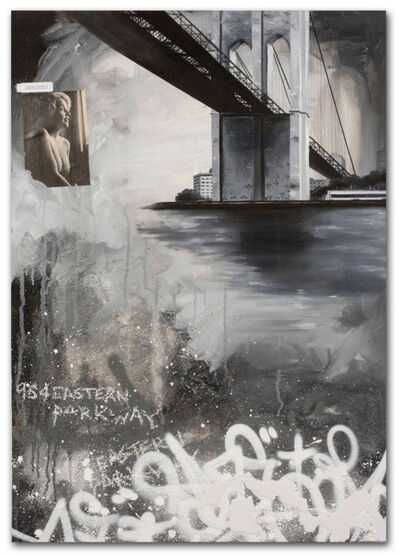 Chris DAZE Ellis, 'Back to Brooklyn', 2011