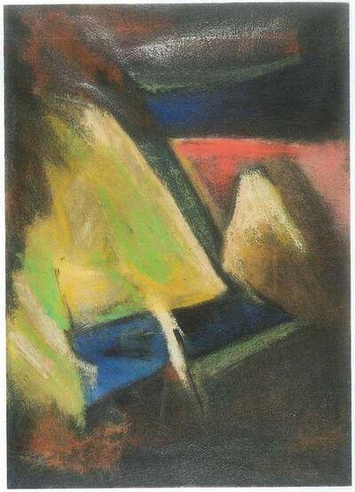 Giorgio Lo Fermo, ' Informal Painting', 2010
