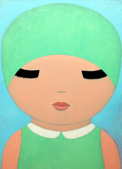 Ayse Wilson, 'Green', 2013