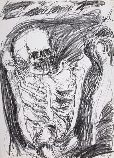 William Crozier, 'Figure in the Landscape', 1970