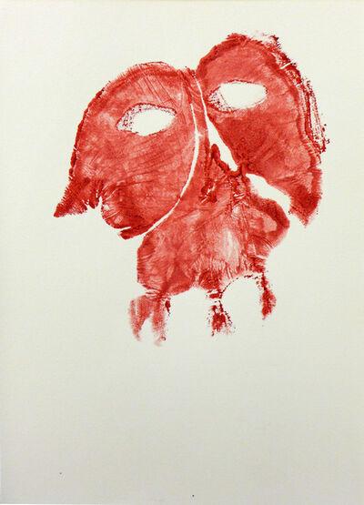 Miquel Barceló, 'Interrogatoire du masque', 2014