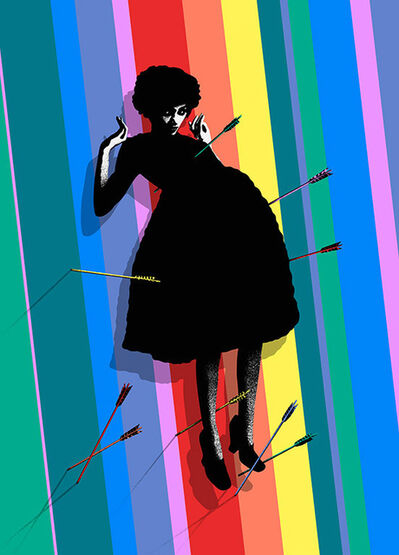 Eelus, 'Baby Shot Me Down', 2016