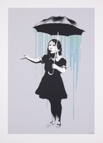 Banksy, 'NOLA (Blue / Green AP)', 2009