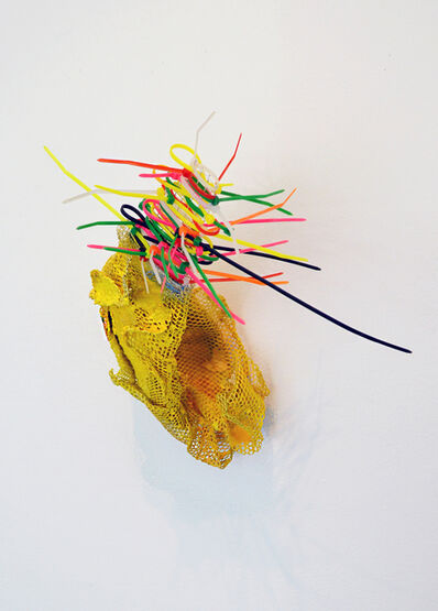 Jieun Lim, 'Yellow (Germination Series)', 2015