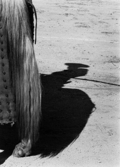 Lucien Clergue, 'Entrée du picador Arles', 1963