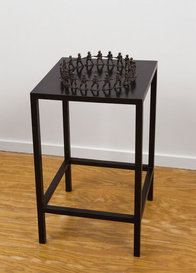 Mona Hatoum, 'Round and round', 2007
