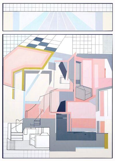 Arantxa Etcheverria, 'Pink Studio', 2016