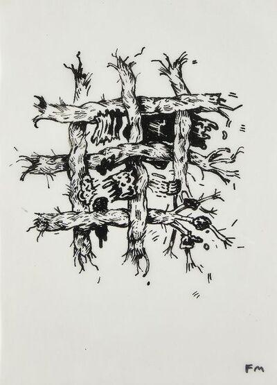 Fabian Marcaccio, 'Untitled (Conjecture)', 2011