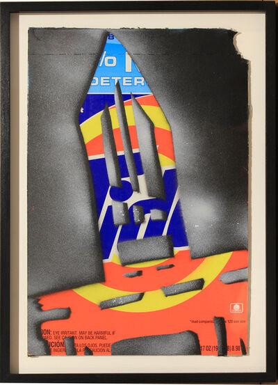 Stikman, 'Tide Overbranded', 2009