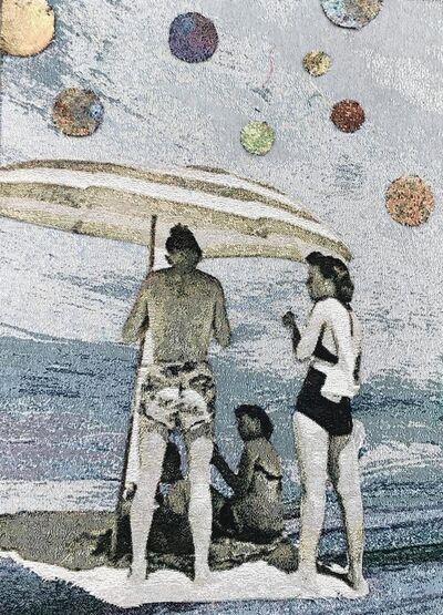 Elizabeth Stewart, 'Beach Orbs', 2019