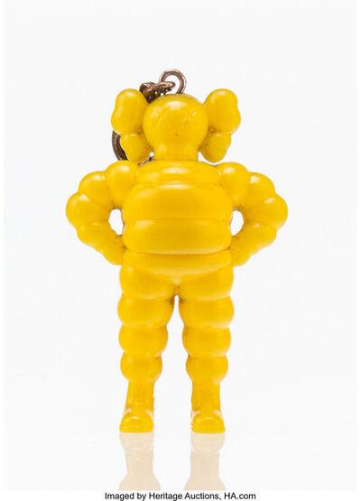 KAWS, 'Chum Toy Keychain', 2009