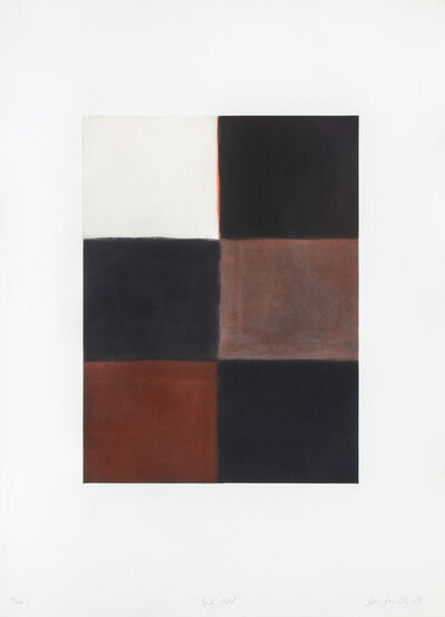 Sean Scully, 'Dark fold', 2003