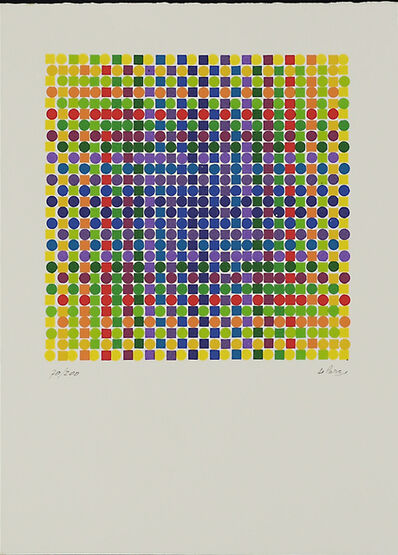 Julio Le Parc, 'Untitled'