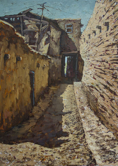 Dilorom Mamedova, 'Ancestors' Doorstep', 2018