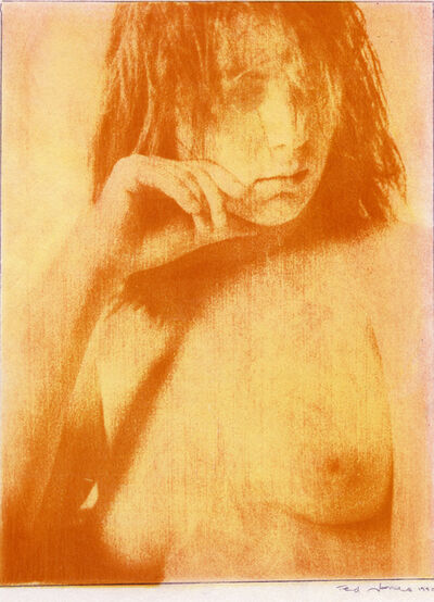Ted Jones, 'Portrait of a Nude', 1992-93