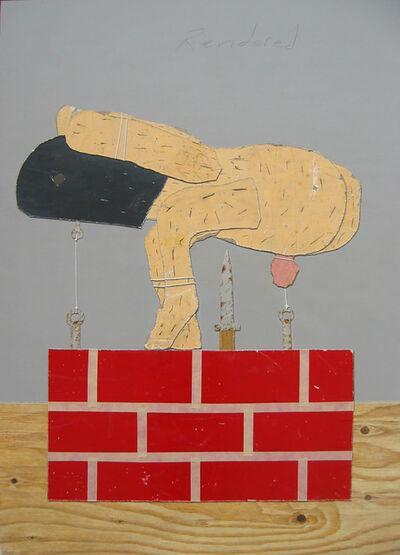 Kirk Hayes, 'Rendered'