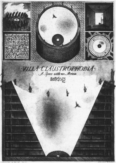 Brodsky & Utkin, 'Villa Claustrophobia', 1985-1989