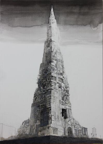 Hisaharu Motoda, 'Foresight - Burj Khalifa', 2017