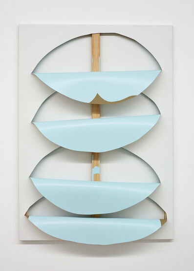 Huseyin Sami, 'Untitled (Blue)', 2018