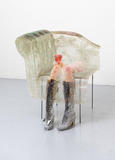Rebecca Ackroyd, 'Unwinding night', 2020