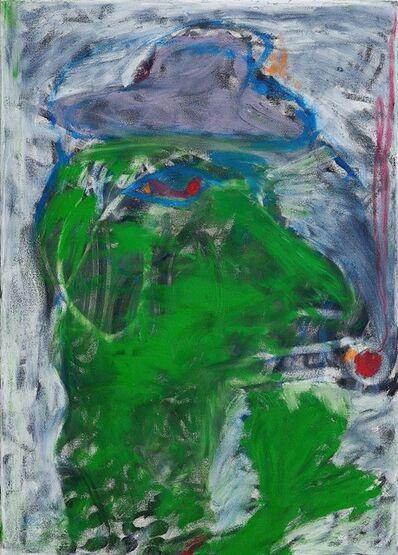 Cameron Platter, 'Green Man', 2018