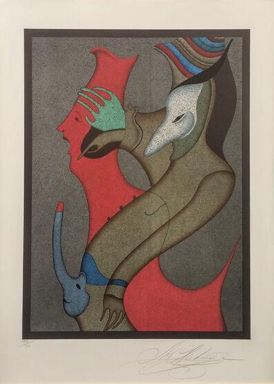 Mihail Chemiakin, 'SURPRISE', 1978