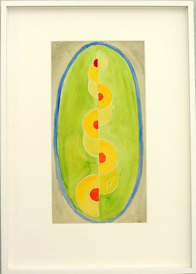 Vera Molnar, 'Hommage à Sonia Delaunay', 1947