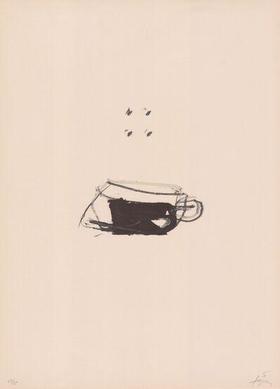 Antoni Tàpies, 'Clau del Foc X', 1970-1980