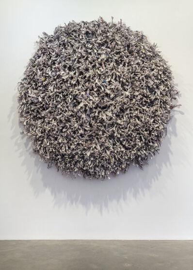 Maren Hassinger, 'Hand in Hand', 2019