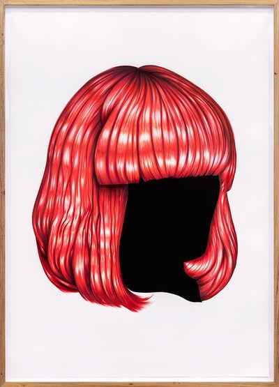 Rodolpho Parigi, 'Kusama wig', 2018