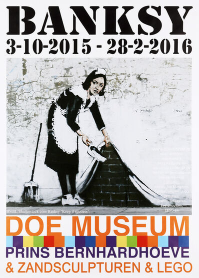 After Banksy, 'Doe Museum', 2015