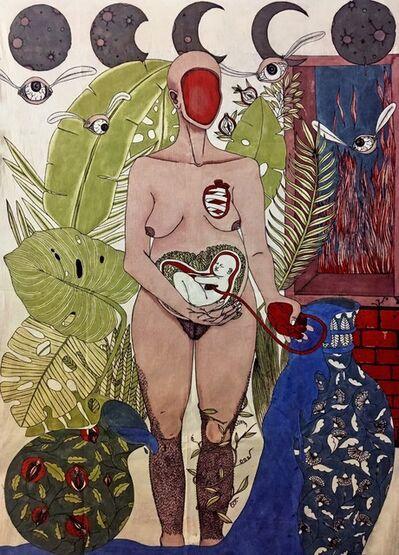 Sarah Naqvi, 'Shanakht (identity)', 2018