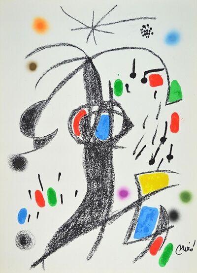 Joan Miró, 'Maravillas 19', 1970-1980